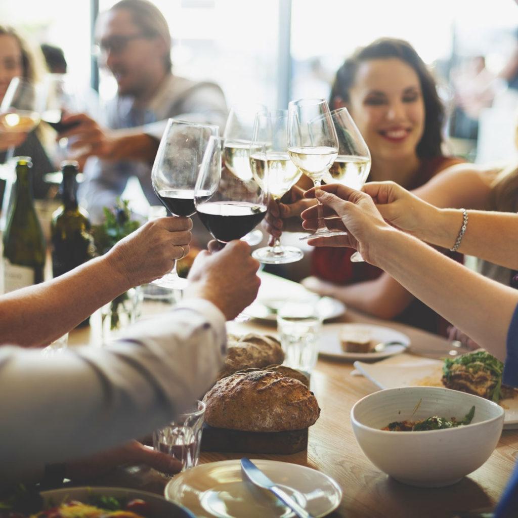 Residents social get together
